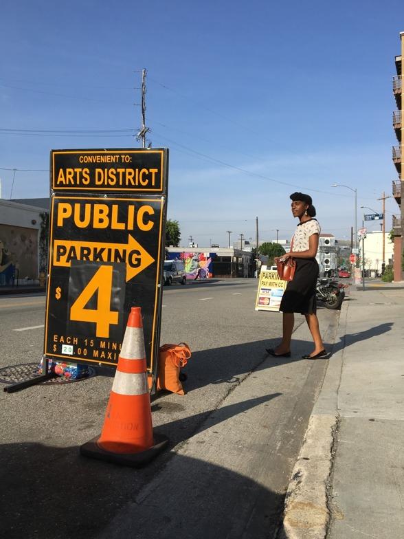 No more cars or car-parks