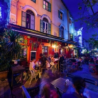 Blu Jaz Café