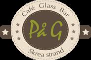 Café vid havet i Falkenberg – PÅ G Skrea Strand