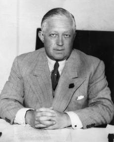 Harald Grieg, ledamot i norska styrelsen 1949-1963