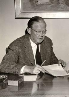 Bertil Kugelberg, ledamot i svenska styrelsen 1949-1972