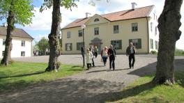 Nordens Biskops-Arnö vid Mälaren ingår i nätverket med bilaterala hus