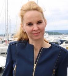Janne Log, ordförande 2020. Foto Camilla Skjær Brugrand