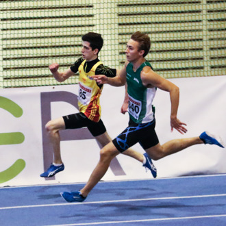 200 meter försök till C-final