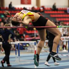 Emilia Stenström höjdfinal