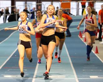 Sara Hermansson 400 meter final