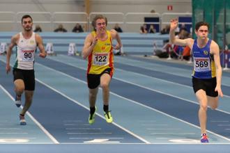 Peter Heen 60 meter försök