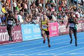 Semi 100 meter