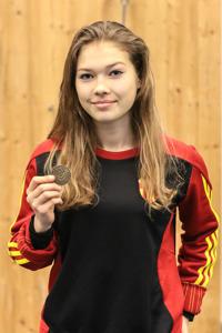 Emelie Svensson BRONS tresteg