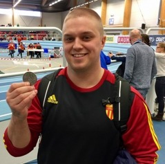 Arwid Koskinen silver Kula