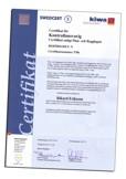 Certifikat för kontrollansvarig