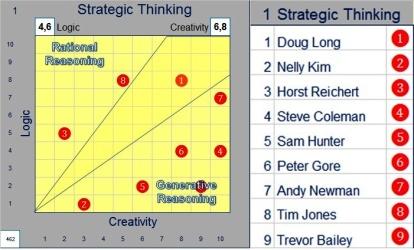 Exempel Strategisk Beteende Analys Modellen