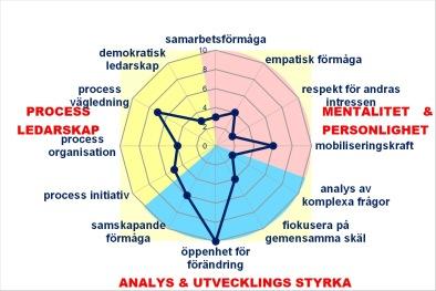 Grupps process Kompetenser