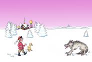 Peter-och-vargen-vinter