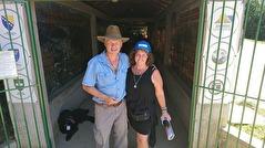 Dr Sam Semir & Ann Ahlgren Änglavingar Ravne tunnlarna Bosnien