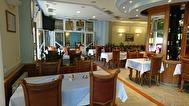 Matsalen på hotellet