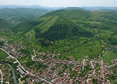 The Pyramid of the Sun, Visoko Bosnia