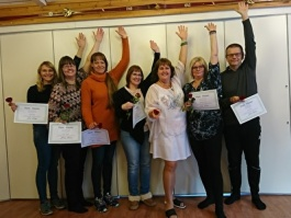 Reiki Masters in Sweden