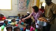 Give a helping hand i Kibera, Narobi