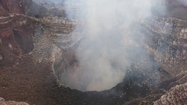 Vulkaner har starka energier
