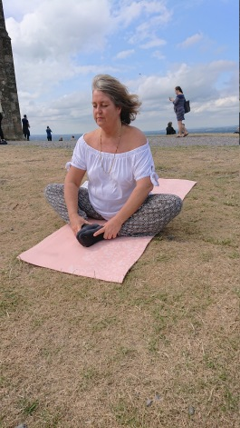Reiki Yoga class in Glastonbury , UK