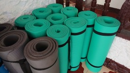 The Reiki Yoga mats are waiting for you!