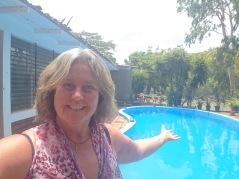 Ann häslar er varmt välkommen till Nicaragua!