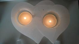 hjärtan återförenas åter i ljuset och kärleken.