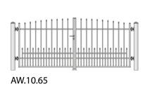 Smidesgrind Premium AW 10-65