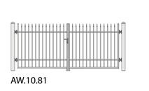 Smidesgrind Vario AW 10-81