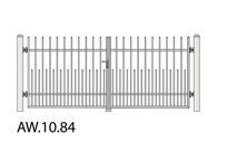 Smidesgrind Vario AW 10-84