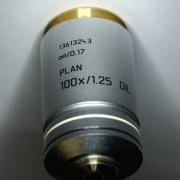 Optik 100x/1,25 Oil