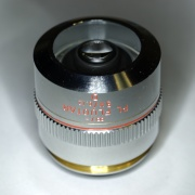 Optik PL Fluotar 5x