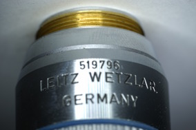 Optik Leitz Wetzlar -