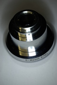 Optik C-Mount 0,70x -