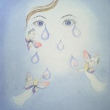 7. Only teardrops 1