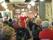 Tomten kom till föreningens julfest på Fontänen 2013