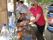 Lunch ute med våra medlemmar på Vidingsjö Naturcentrum. Alla medlemmar fick hjälpa till att göra laxpaket som grillades, man kokade potatis, kaffe och gjorde kolasås med äpplen som efterrätt..
