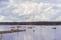 09. Utan vind kan man inte segla... Så den här förmiddagen blev det sjötåg med livbåten och canadensarna.