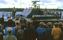 25. Förutom alla Sommiskillar förstås, bjöds uppdykande sommargäster och ortsboende på hisnande fartturer från Marums brygga ut på Björköfjärden!