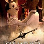 Affisch Love and war-web