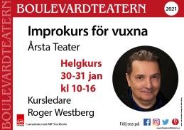 Improkurs för Roger Westberg