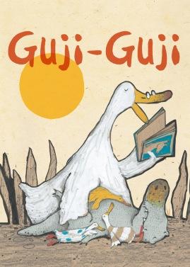 """The book""""Guji-Guji"""" byChih-Yuan Chen"""