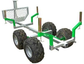 Timmervagn Bronco - Timmervagn Bronco