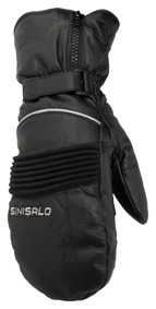 Sinisalo Leather Mitt - Sinisalo Leather Mitt 7