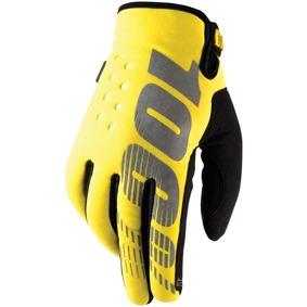 100% Brisker CW Glove - 100% Brisker CW GloveS