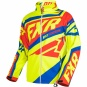 Cold Cross Race Replica Jacket - Cold Cross Race Replica Jacket yellow 2XL