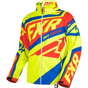 Cold Cross Race Replica Jacket - Cold Cross Race Replica Jacket yellow S