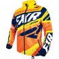 Cold Cross Race Replica Jacket - Cold Cross Race Replica Jacket Org/Navy 2XL