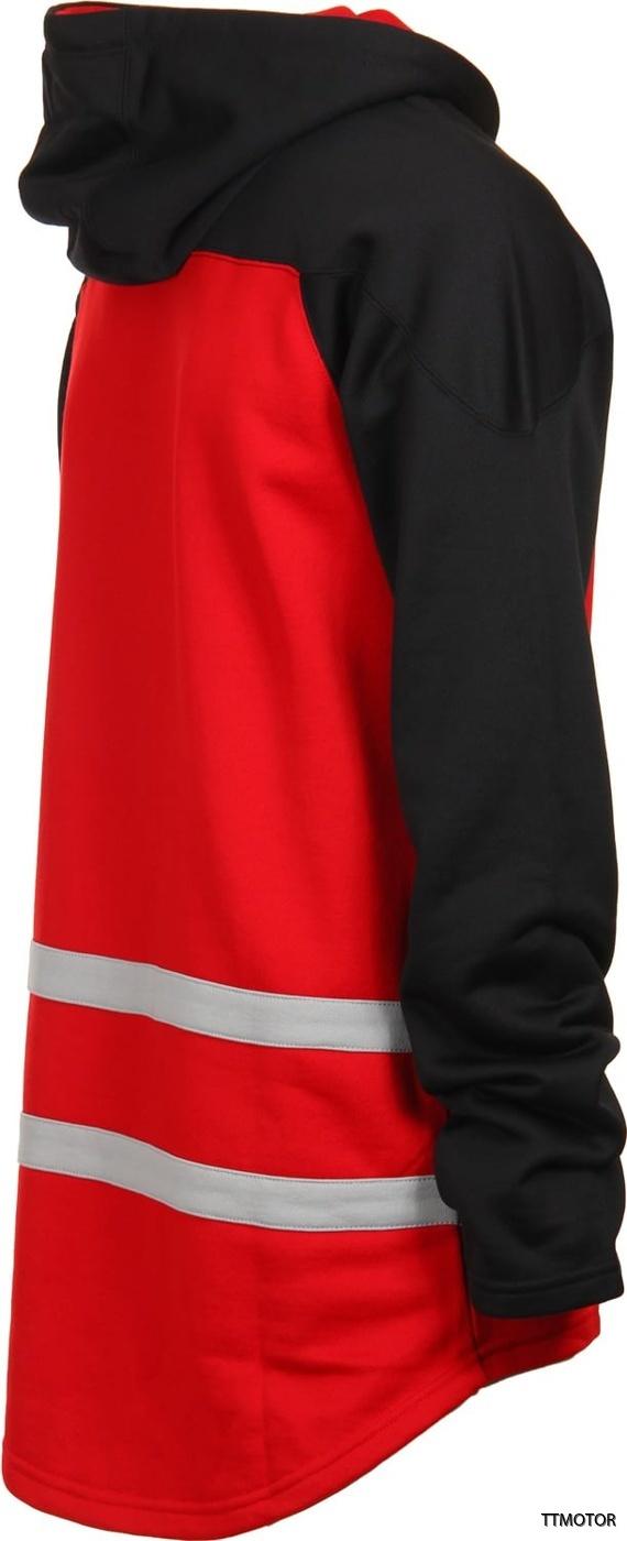 dragon-check-hydro-hoodie-red-black-reverse bak